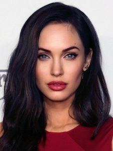 Steep Arched or Angled Eyebrows