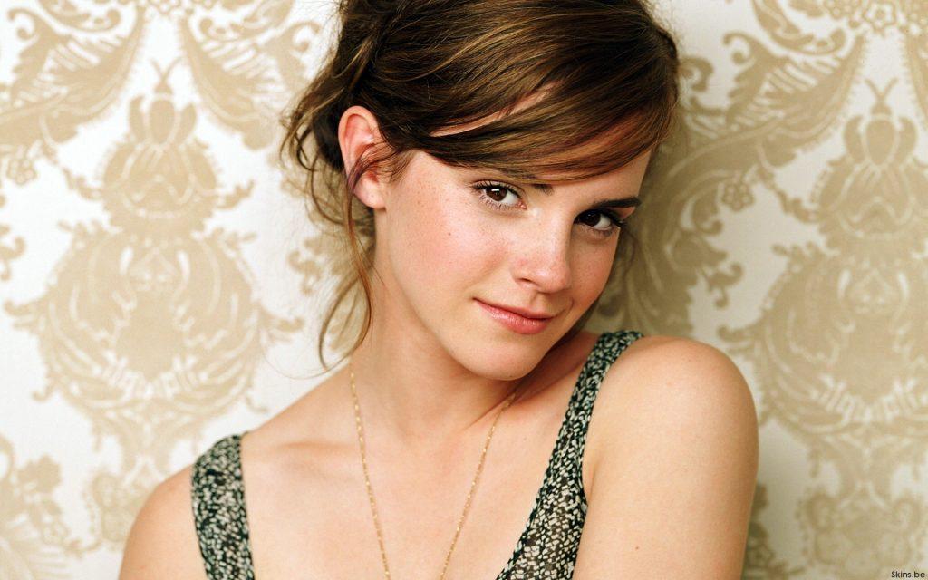 Emma Watson natural makeup