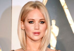 Jennifer Lawrence at Oscar