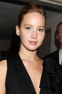 Jennifer Lawrence flawless skin