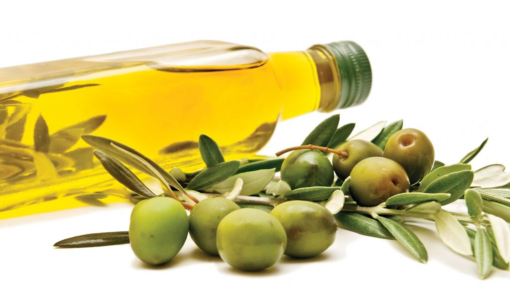Olive oil beneficial for your skin