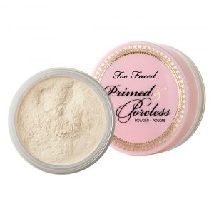 Too Faced Primed and Poreless Priming Powder