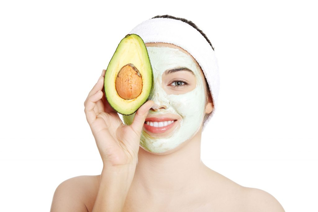 benefits of avocado as a face mask