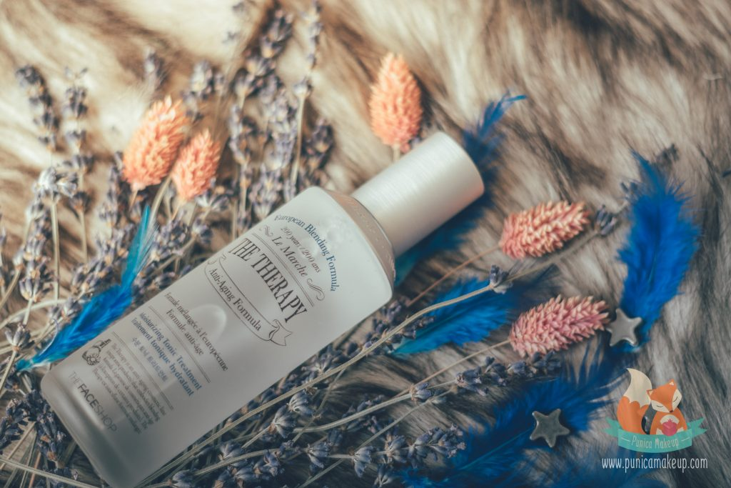 The Face Shop – The Therapy Moisturizing Tonic Treatment