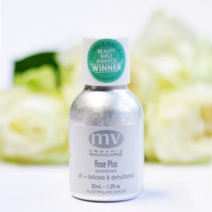MV Organic Skincare - Rose Plus Booster