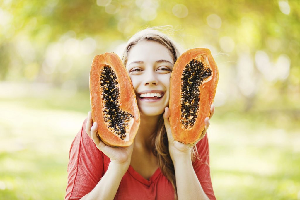 Papaya for your skin complexion
