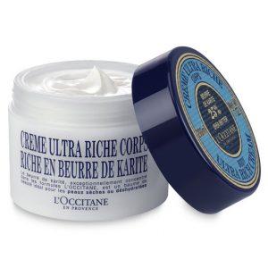 L'Occitane - Shea Butter Ultra Rich Body Cream