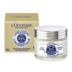 L'Occitane - Shea Ultra Rich Comforting Face Cream