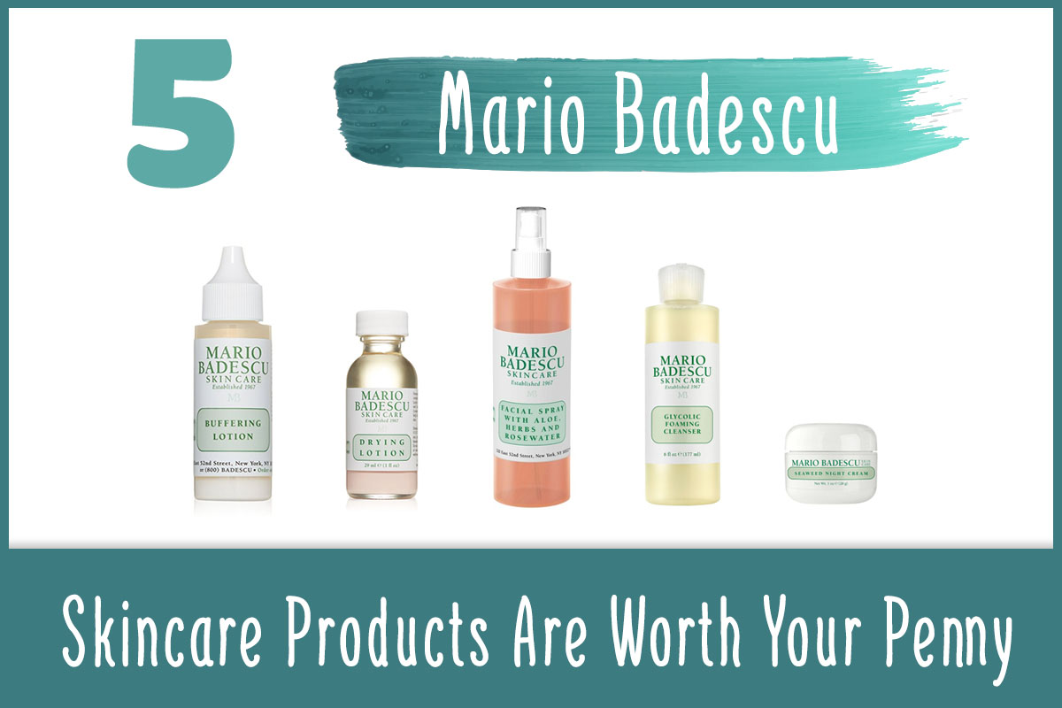 Top 5 Mario Badescu Skincare Products Are Worth Your Penny