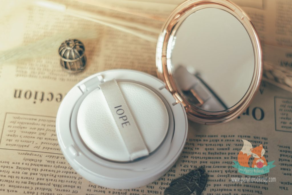 IOPE Air Cushion 2017 Intense Cover Opened