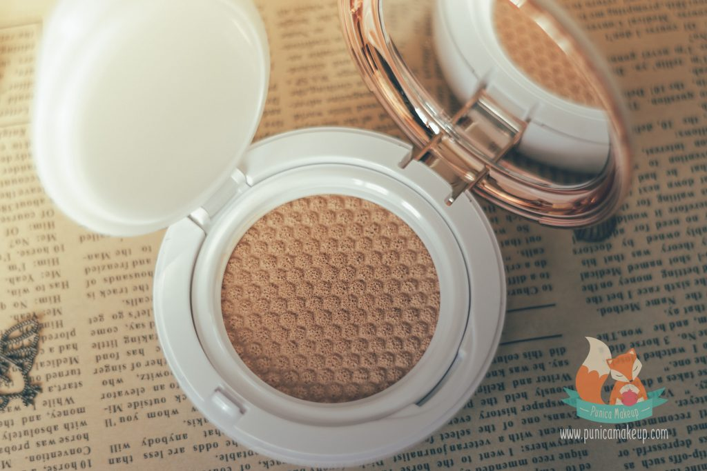 Inside IOPE Air Cushion 2017 Intense Cover