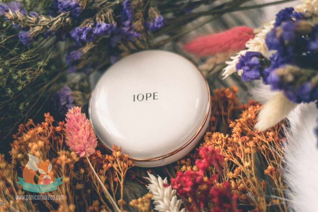 Review IOPE Air Cushion 2017 Intense Cover