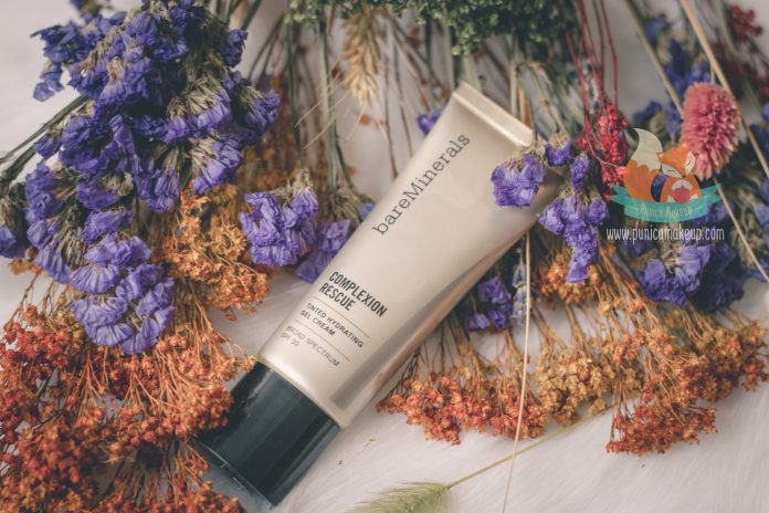 Review bareMinerals Complexion Rescue Tinted Hydrating Gel Cream