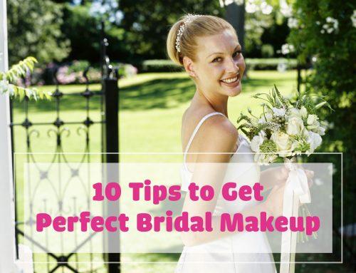 10 Tips to Get Perfect Bridal Makeup