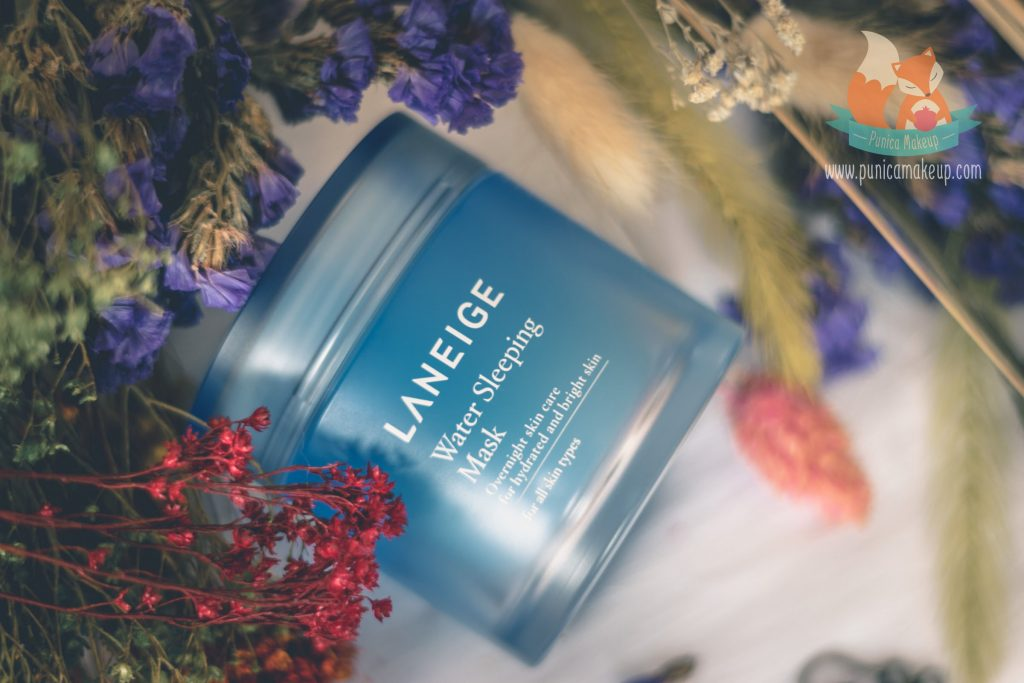 Review Laneige Water Sleeping Mask
