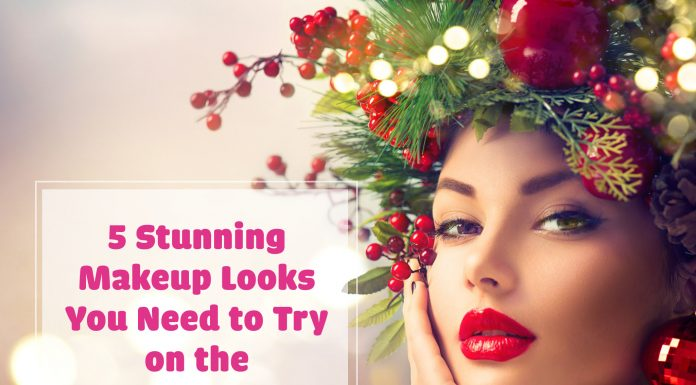stunning makeup new years eve cover