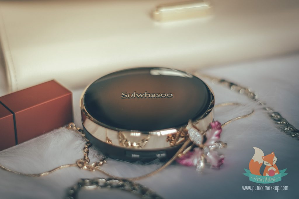 About Sulwhasoo Perfecting Cushion Intense