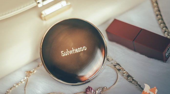 Review Sulwhasoo Perfecting Cushion Intense SPF50 PA Cover