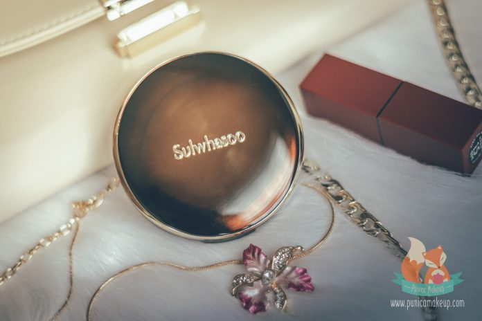 Review Sulwhasoo Perfecting Cushion Intense SPF50+ PA+++ Cover
