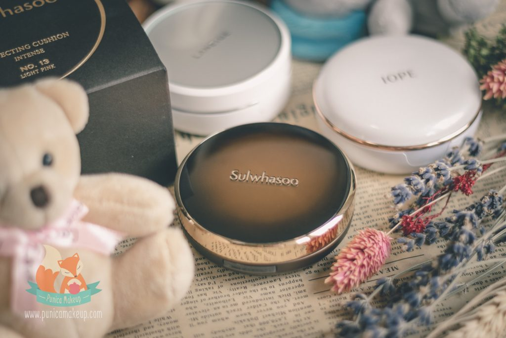 Sulwhasoo Perfecting Cushion Intense Packaging