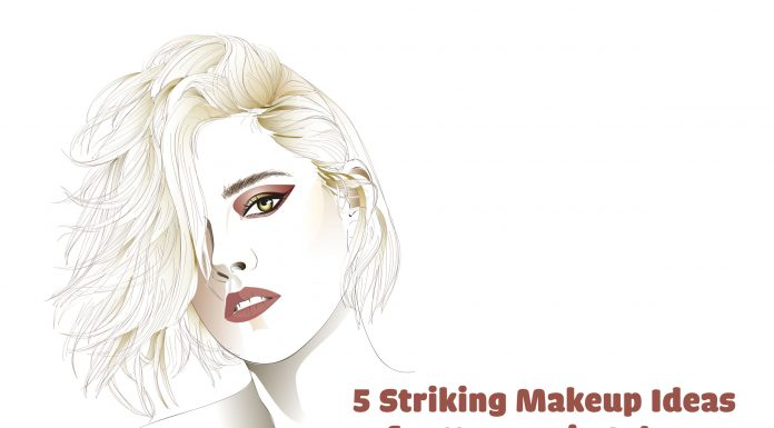 5 Striking Makeup Ideas for Your Hair Colors