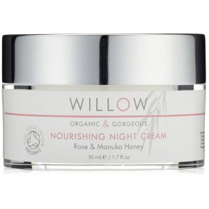 Willow Organic Beauty Rose Manuka Honey Nourishing Night Cream