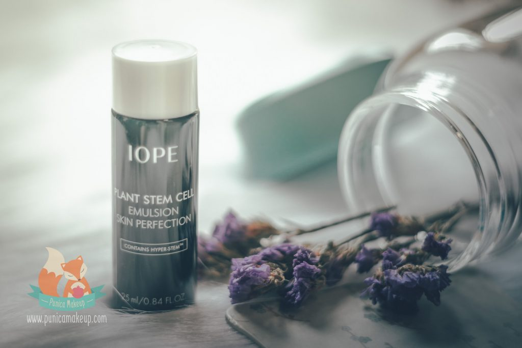 IOPE Plant Stem Cell Emulsion Skin Perfection Featured