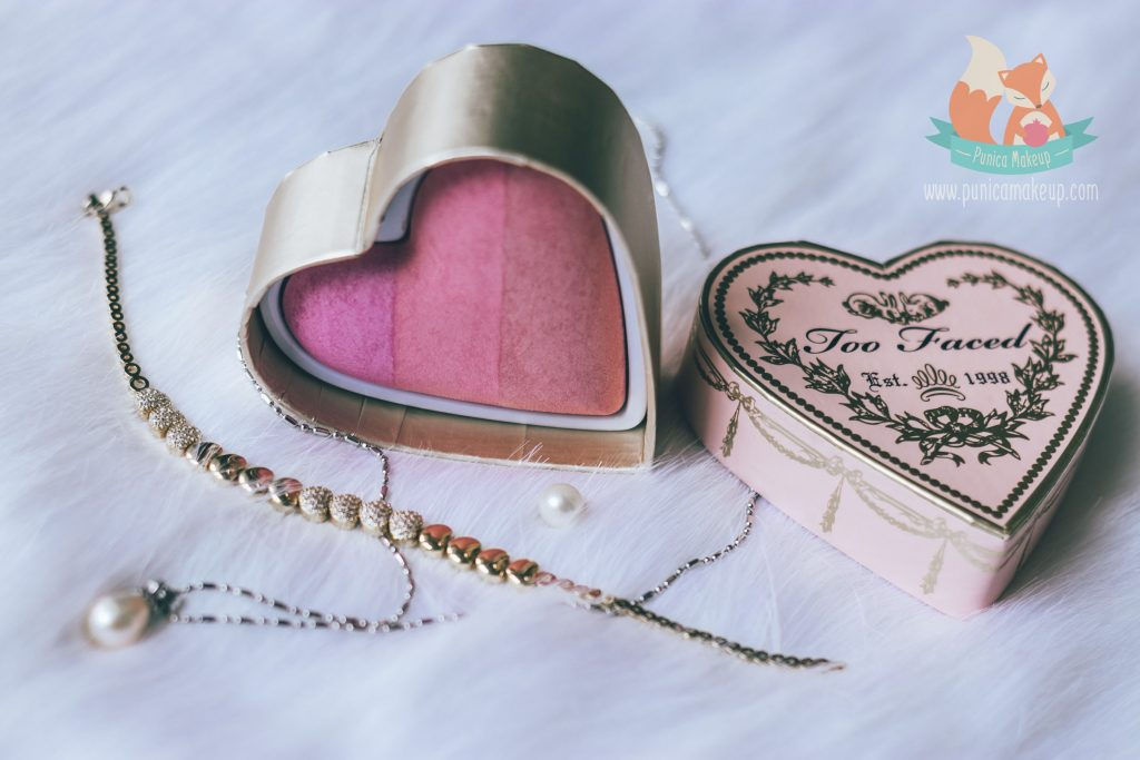 Review Too Faced Sweethearts Perfect Flush Blush Candy Glow