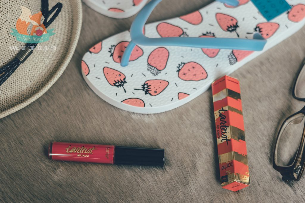 About Tarte Tarteist Creamy Matte Lip Paint So Fetch