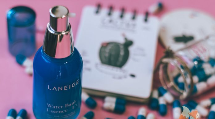 Review Laneige Water Bank Essence EX