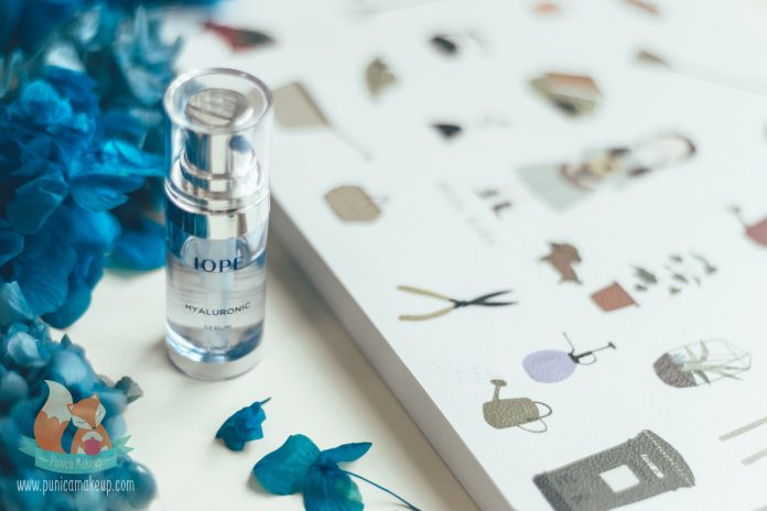 IOPE Hyaluronic Serum Featured