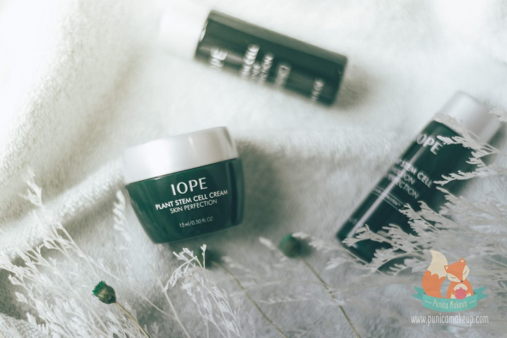 IOPE Plant Stem Cell Cream Skin Perfection Featured