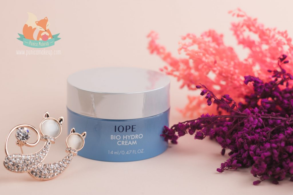 IOPE Bio Hydro Cream Packaging