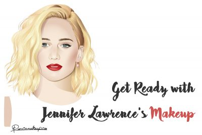 Get Ready with Jennifer Lawrence Makeup