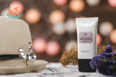 The Body Shop Skin Defence Multi-Protection Essence SPF 50 Featured