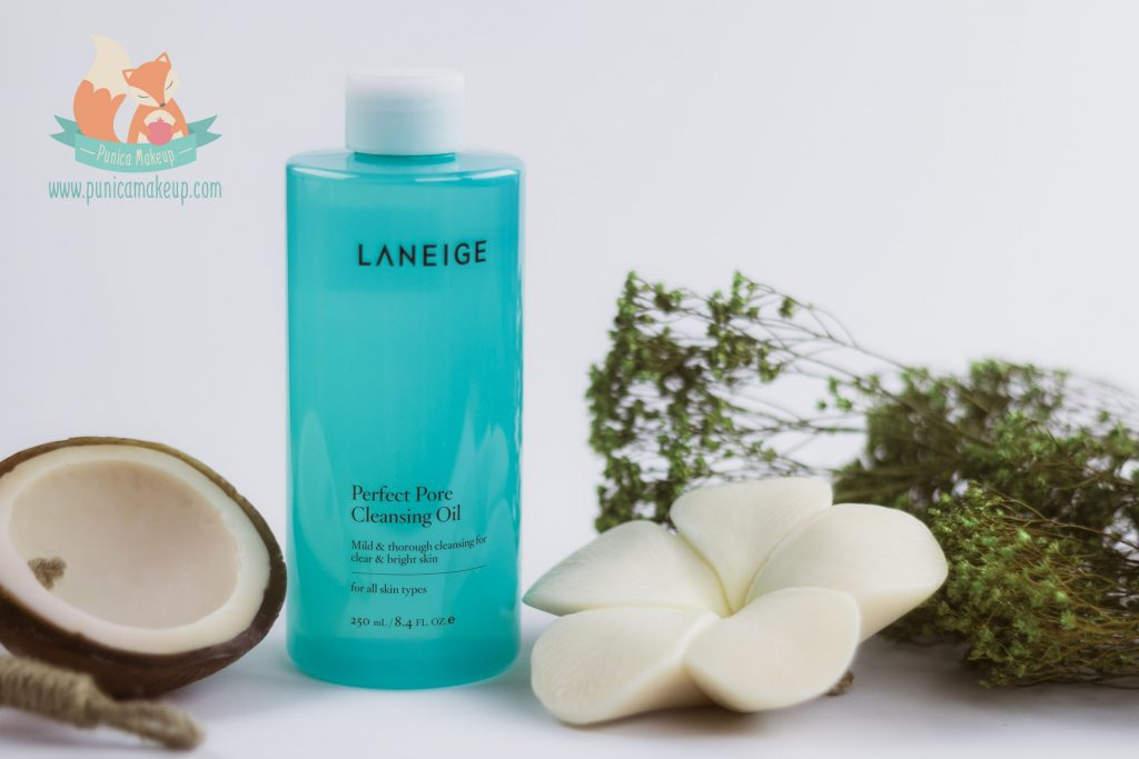 About Laneige Perfect Pore Cleansing Oil Featured