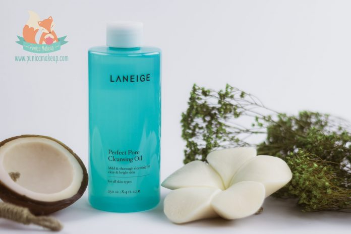 About Laneige Perfect Pore Cleansing Oil