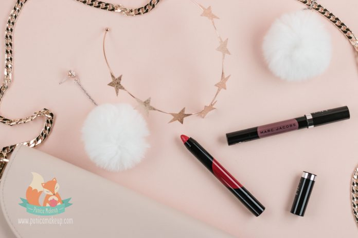 About Marc Jacobs Le Marc Liquid Lip Crayon