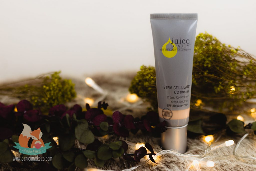 Juice Beauty Stem Cellular CC Cream Desert Glow Featured