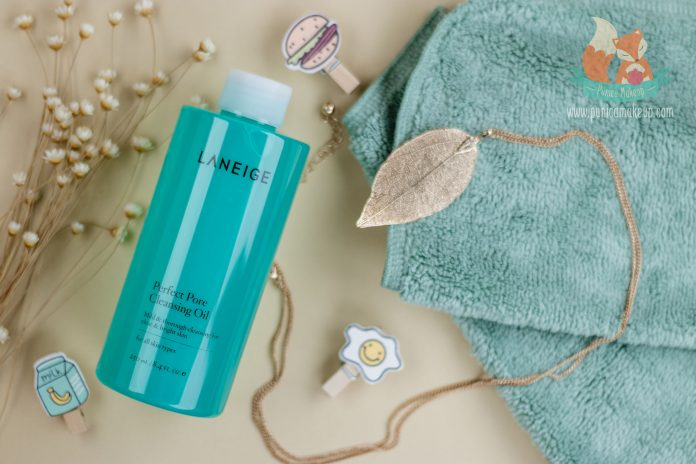 Laneige Perfect Pore Cleansing Oil