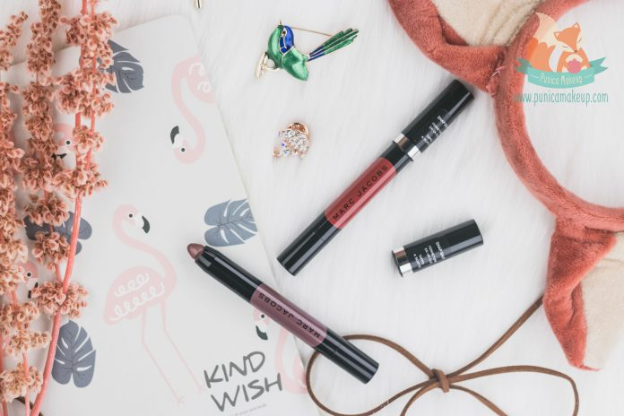Marc Jacobs Le Marc Liquid Lip Crayon Featured