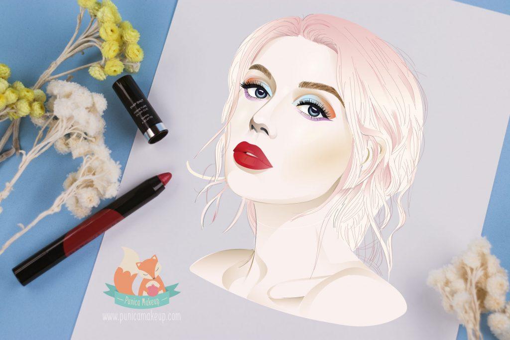 Marc Jacobs Le Marc Liquid Lip Crayon How Rouge
