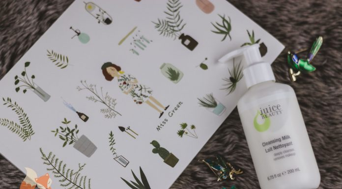 Juice Beauty Cleansing Milk Featured