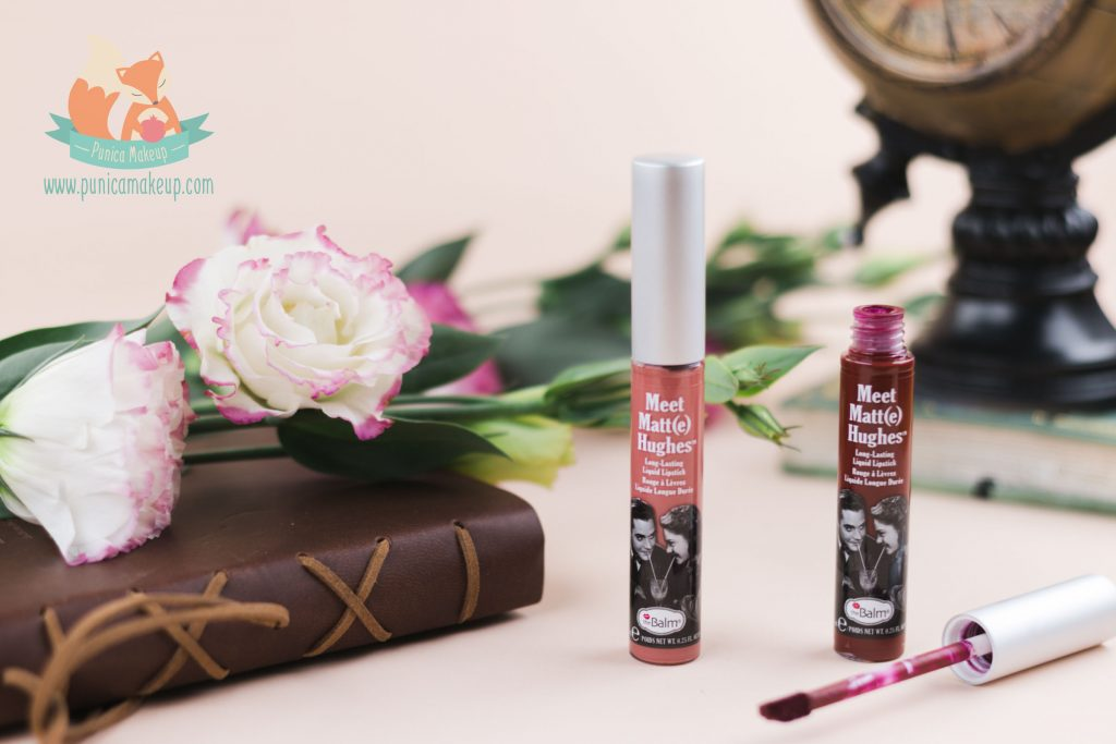 theBalm Meet Matte Hughes Long Lasting Liquid Lipstick Featured