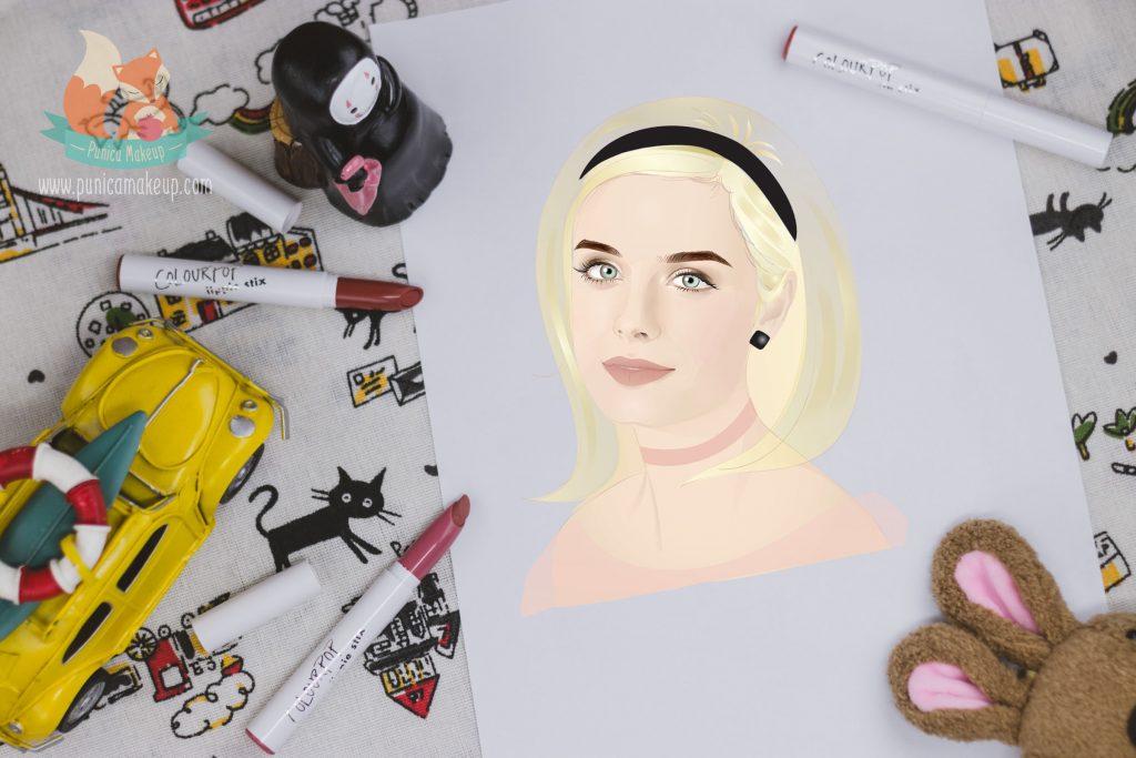 Lipstick ColourPop Lippie Stix Illustration