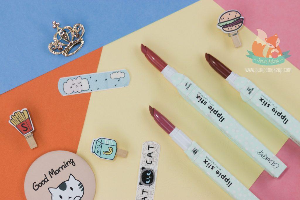 Lipstick ColourPop Lippie Stix Packaging