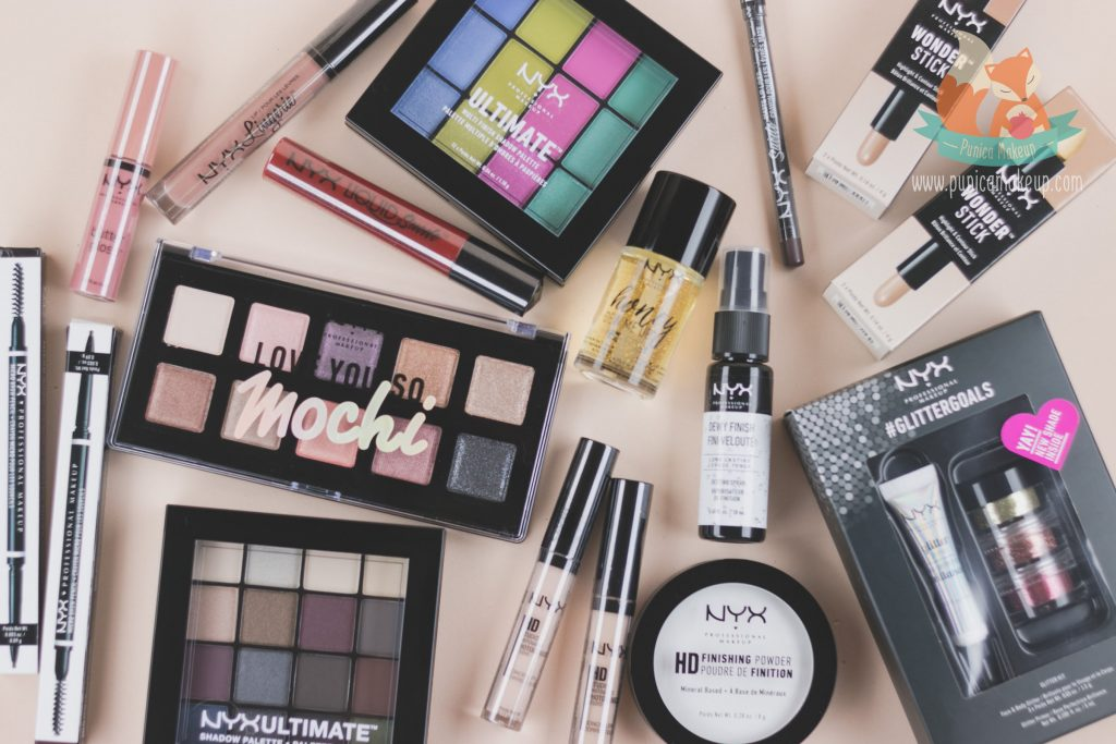 NYX Professional Makeup Limited Release Box