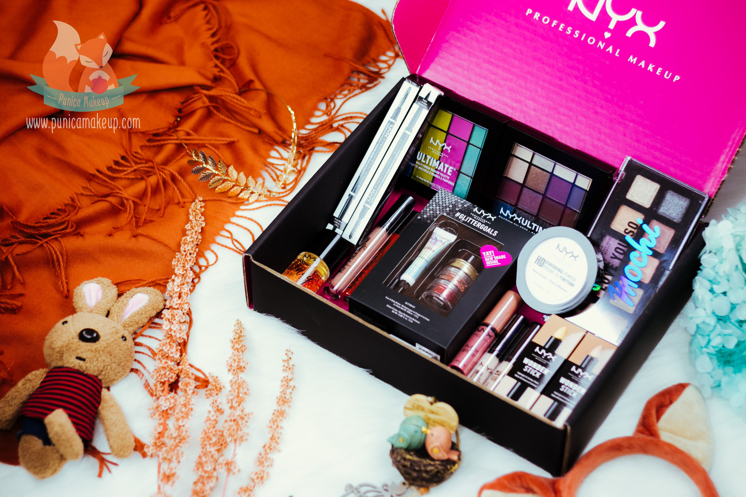 NYX Professional Makeup Limited Release Box Featured