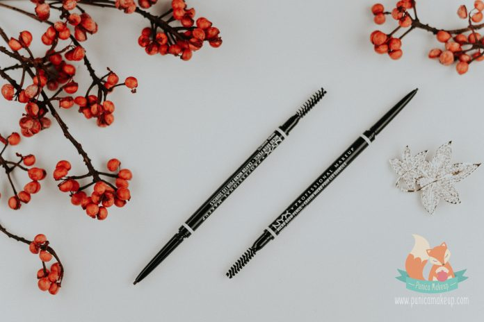 Review NYX Micro Brow Pencil