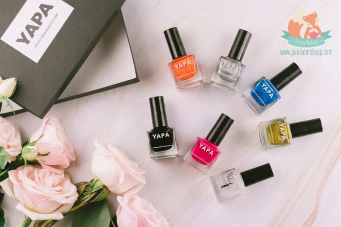 YAPA Beauty Nail Polish